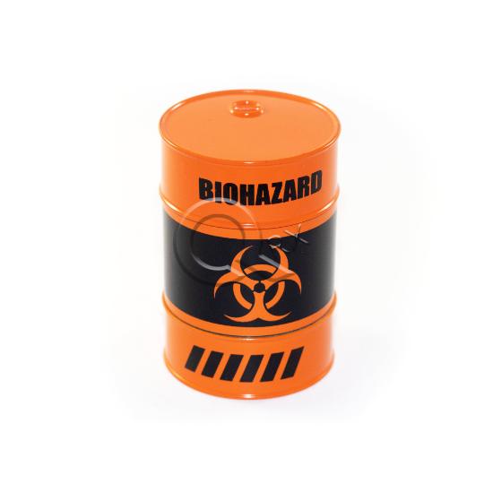 Biohazardium Metal Grinder w/ Storage