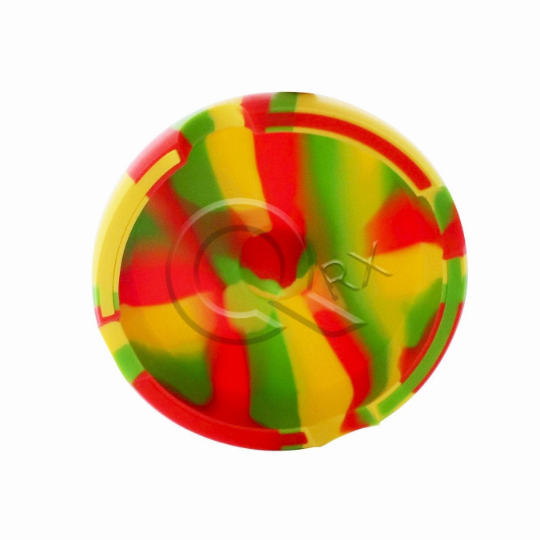 Reggae Round Silicone Ashtray