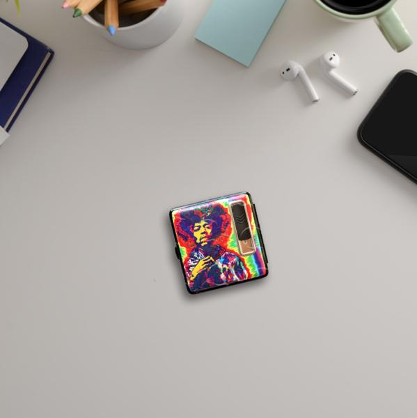 Hush Hendrix USB Cigarette Lighter Case