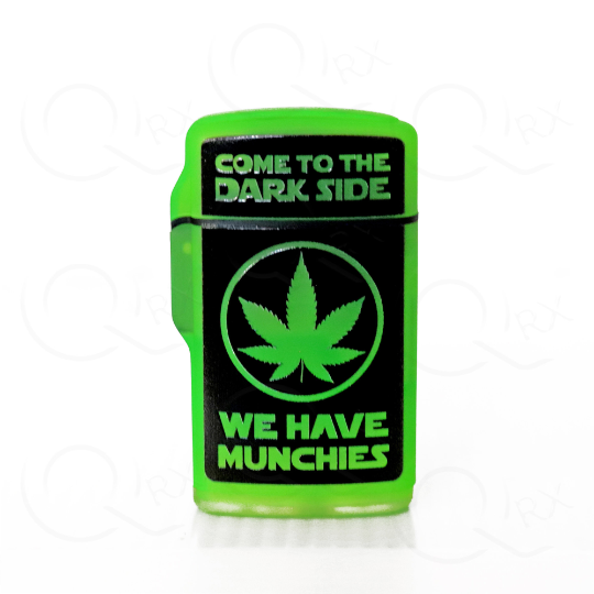 Come to the Dark Side Flip Torch Lighter