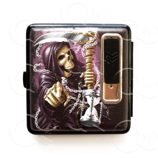 Reaperlux USB Cigarette Lighter Case