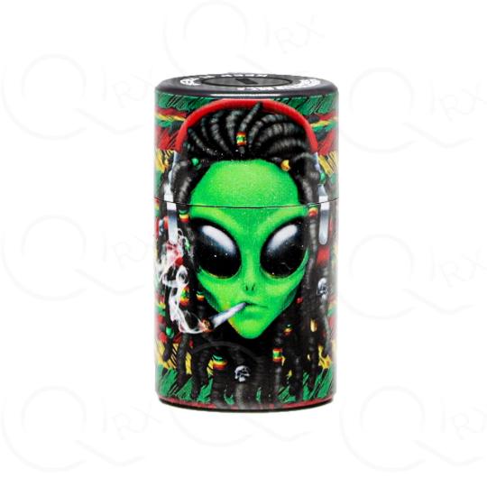 Modern Alien Look Vacuum Stash Container