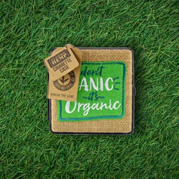 Organic Venture Hemp Cigarette Case