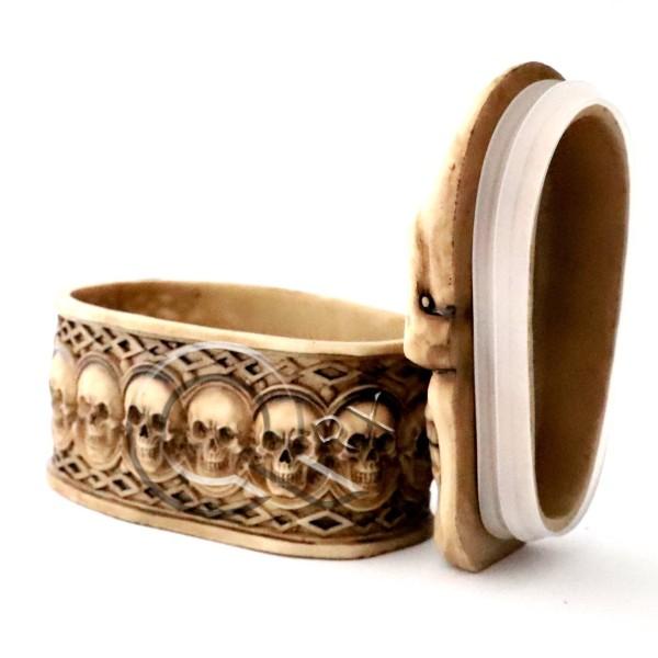 Drip Skull Stash Box