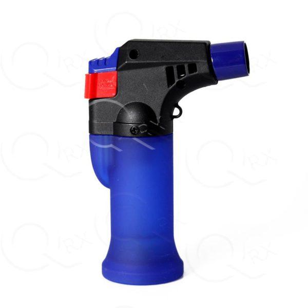 Mini Flaming Turbo Blue Torch