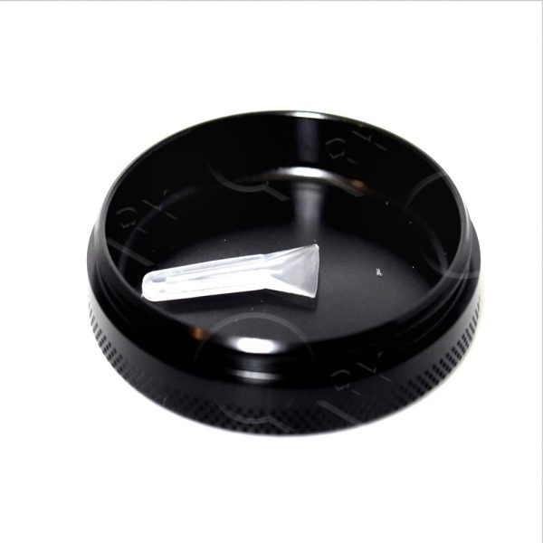 Black XL Aluminum Grinder