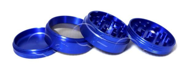 Urban Blue XL Aluminum Grinder