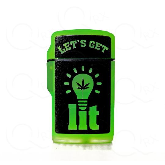 Lit Rebel Flip Torch Lighter