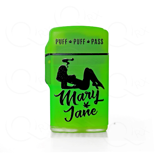 Mary Jane Flip Torch Lighter