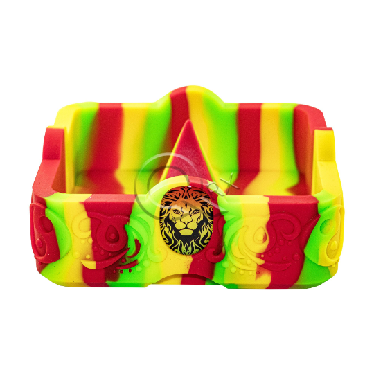 Lion Spike Flame Resistant Ashtray