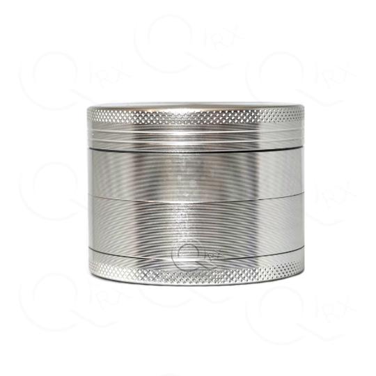 Silver XL Aluminum Grinder