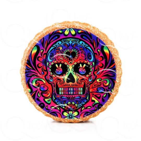 Skull Candy Resin Grinder