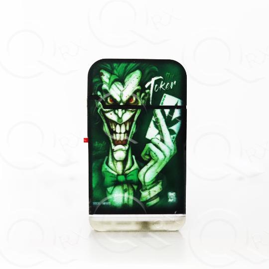 Enigma Smoker Dual Torch Flip Lighter