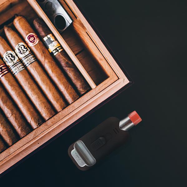 Black Night Cigar Torch