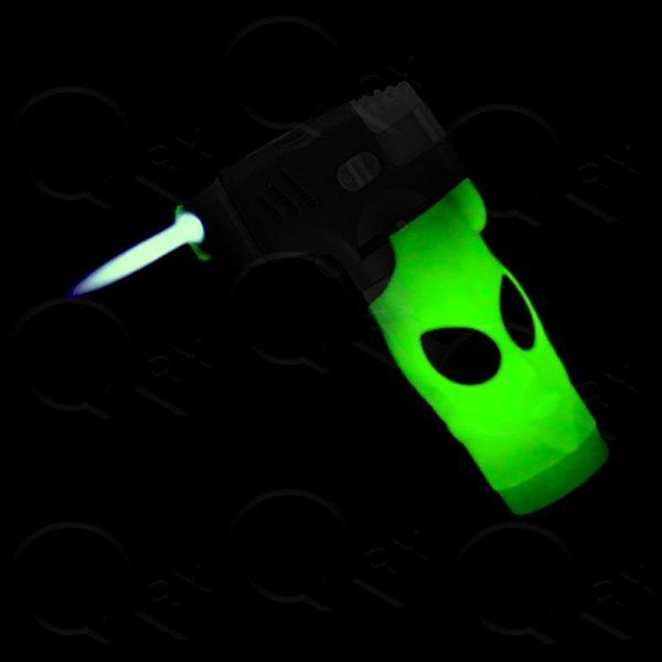 Blaze Alien Torch Lighter (XXL)